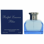 Ralph Lauren Blue by Ralph Lauren, 2.5 oz Eau De Toilette Spray for Women