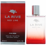 Red Line by La Rive, 3 oz Eau De Toilette Spray for Men