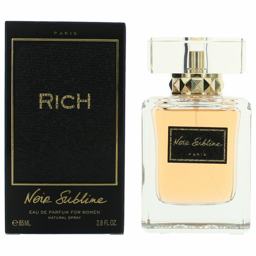 Rich Noir Sublime by Johan.b, 2.8 oz Eau De Parfum Spray for Women