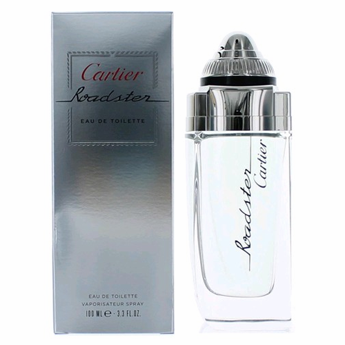 Roadster by Cartier, 3.3 oz Eau De Toilette Spray for Men