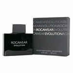 Rocawear Evolution by Rocawear, 3.4 oz Eau De Toilette Spray for Men