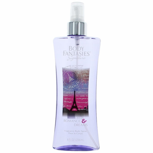 Romance & Dreams by Body Fantasies, 8 oz Fragrance Body Spray for Women