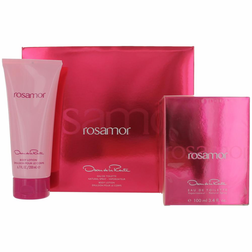 Rosamor by Oscar De La Renta, 2 Piece Gift Set for Women