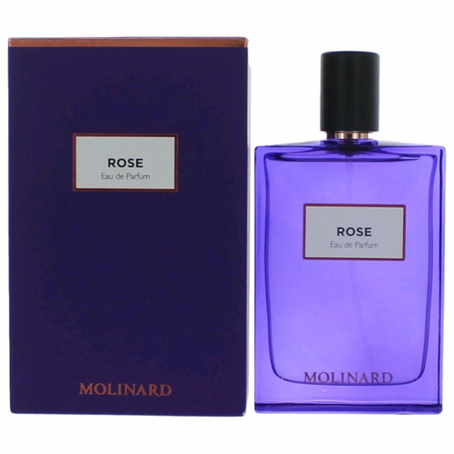Rose by Molinard, 2.5 oz Eau De Parfum Spray for Women