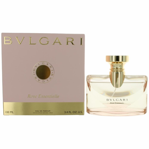 Rose Essentielle by Bvlgari, 3.4 oz Eau De Parfum Spray for Women (Bulgari)