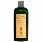Royall Lyme by Royall Fragrances, 8 oz Exfoliating Body Wash for Men