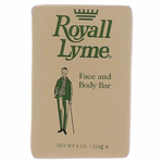 Royall Lyme by Royall Fragrances, 8 oz Face & Body Bar (Soap) for Men