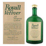 Royall Vetiver by Royall Fragrances, 4 oz All Purpose Lotion Spray for men