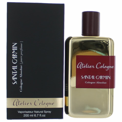 Santal Carmin by Atelier Cologne, 6.7 oz Cologne Absolue Spray for Unisex