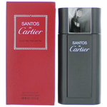 Santos de Cartier by Cartier, 3.3 oz Eau De Toilette Spray for Men