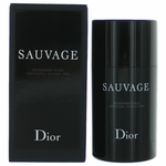 Sauvage by Christian Dior, 2.6 oz Alcohol Free Deodorant Stick for Men