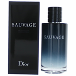 Sauvage by Christian Dior, 6.8 oz Eau De Toilette Spray for Men