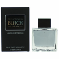Seduction in Black by Antonio Banderas, 3.4 oz Eau de Toilette Spray for Men