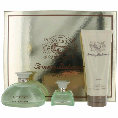 Set Sail Martinique by Tommy Bahama, 3 Piece Gift Set for Women