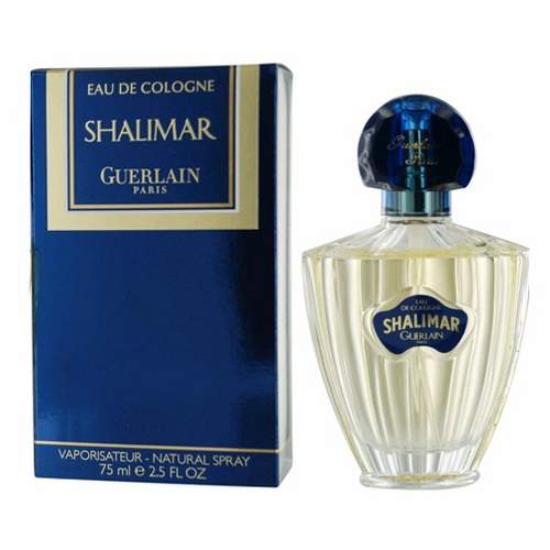 Shalimar by Guerlain, 2.5 oz Eau De Cologne Spray for Women