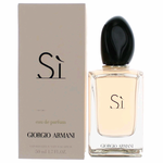 Si by Giorgio Armani, 1.7 oz Eau De Parfum Spray for Women