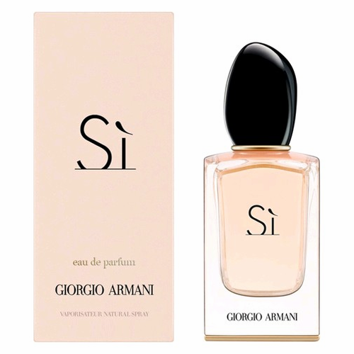 Si by Giorgio Armani, 3.4 oz Eau De Parfum Spray for Women