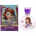 Sofia The First by Disney, 3.4 oz Eau De Toilette Spray for Girls