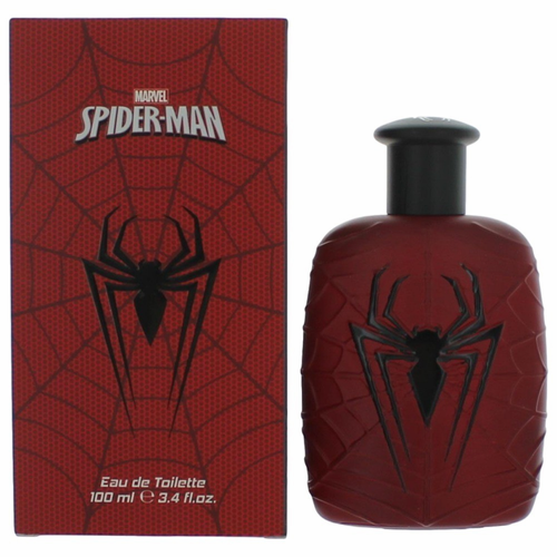 Spiderman by Marvel, 3.4 oz Eau De Toilette Spray for Men