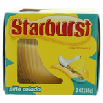 Starburst Scented Candle 3 oz Jar - Pina Colada