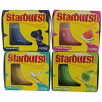 Starburst Scented Candle 4 Pack of 3 oz Jars - Variety
