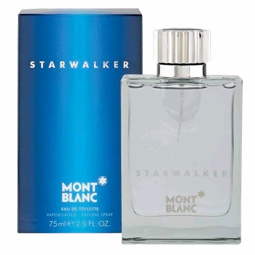 Starwalker by Mont Blanc, 2.5 oz Eau De Toilette Spray for Men