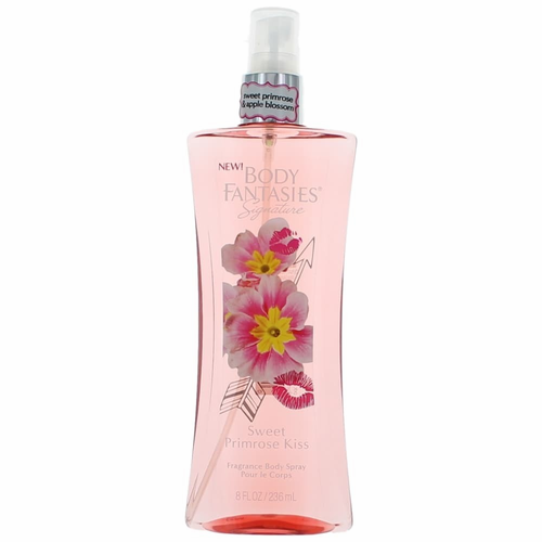 Authentic Sweet Primrose Kiss Fantasy Perfume By Body