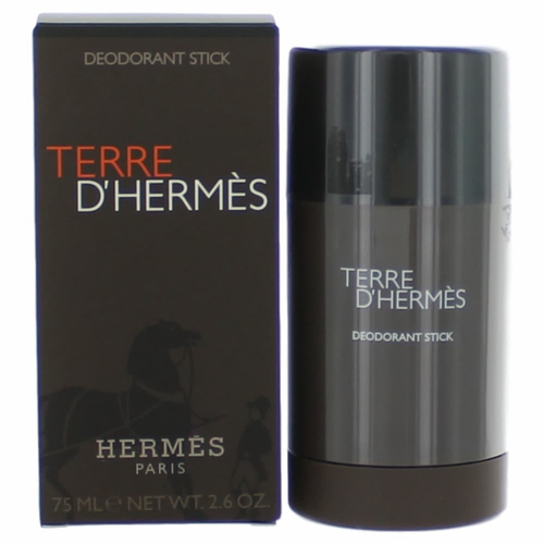 Terre D'Hermes by Hermes, 2.6 oz Deodorant Stick for Men