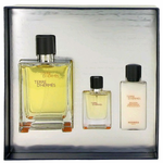 Terre D'Hermes by Hermes, 3 Piece Gift Set for Men