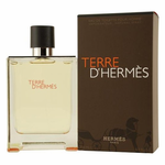 Terre D'Hermes by Hermes, 6.7 oz Eau De Toilette Spray for men.