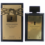 The Golden Secret by Antonio Banderas, 6.7 oz Eau De Toilette Spray for Men