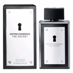 The Secret by Antonio Banderas, 3.4 oz Eau De Toilette Spray for Men