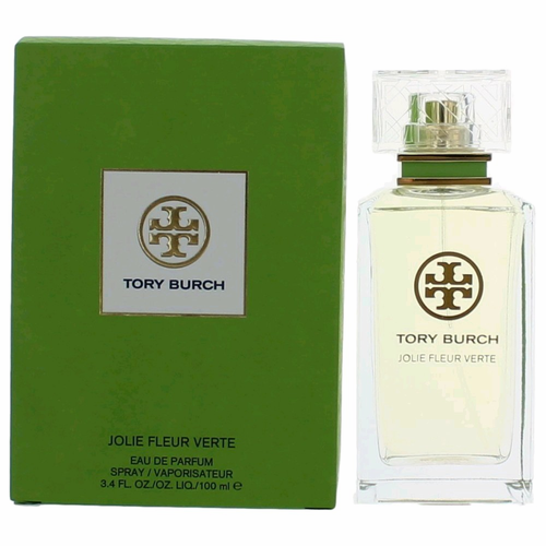 Tory Burch Jolie Fleur Verte by Tory Burch, 3.4 oz Eau De Parfum Spray for Women