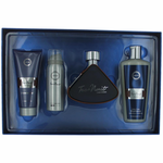 Tres Nuit Pour Homme by Armaf, 4 Piece Gift Set for Men