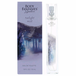 Twilight Mist by Body Fantasies, 1.8 oz Eau De Toilette Spray for Women