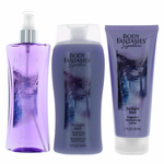 Twilight Mist by Body Fantasies, 3 Piece Set for Women