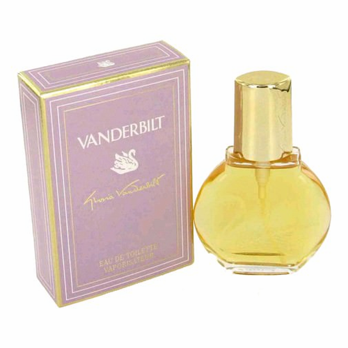 Vanderbilt by Gloria Vanderbilt, 3.3 oz Eau De Toilette Spray for Women