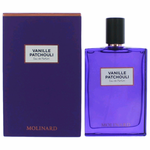 Vanille Patchouli by Molinard, 2.5 oz Eau De Parfum Spray for Women