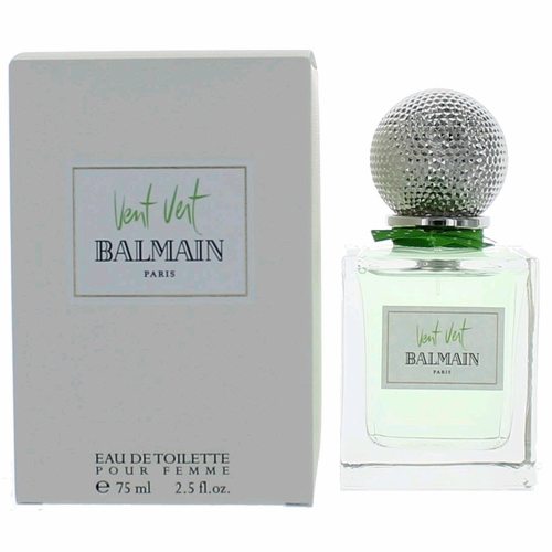 Vent Vert by Balmain 2.5 oz Eau De Toilette Spray for Women