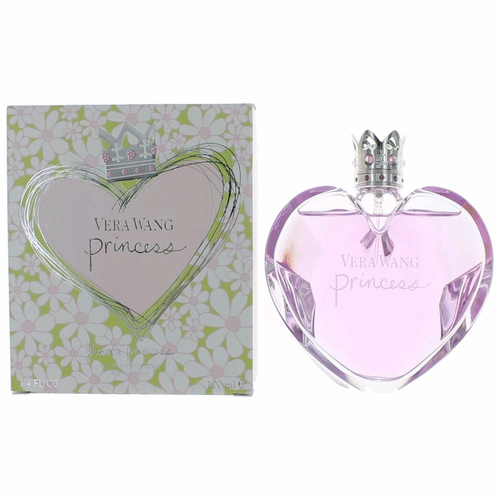 Vera Wang Flower Princess by Vera Wang, 3.4 oz Eau De Toilette Spray for Women