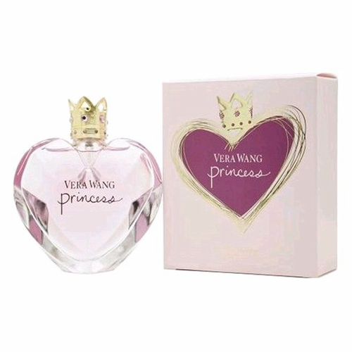 Vera Wang Princess by Vera Wang, 3.4 oz Eau De Toilette Spray for Women