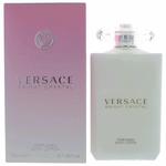 Versace Bright Crystal by Versace, 6.7 oz Perfumed Body Lotion for women.