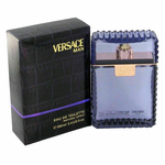 Versace Man by Versace, 3.4 oz Eau De Toilette Spray for Men
