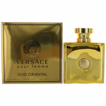 Versace Pour Femme Oud Oriental by Versace, 3.4 oz Eau De Parfum Spray for Women