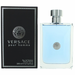 Versace Pour Homme by Versace, 6.7 oz Eau De Toilette Spray for Men