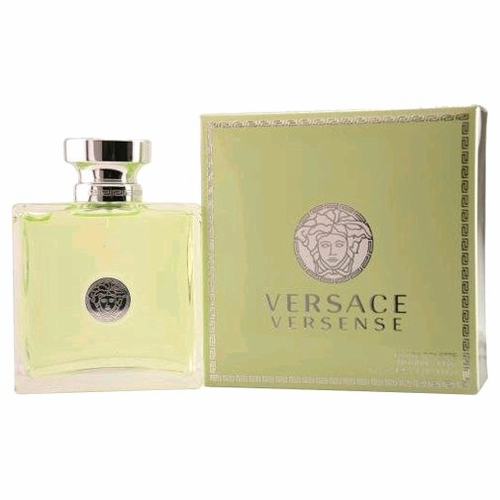 Versace Versense by Versace 3.4 oz Eau De Toilette Spray for Women