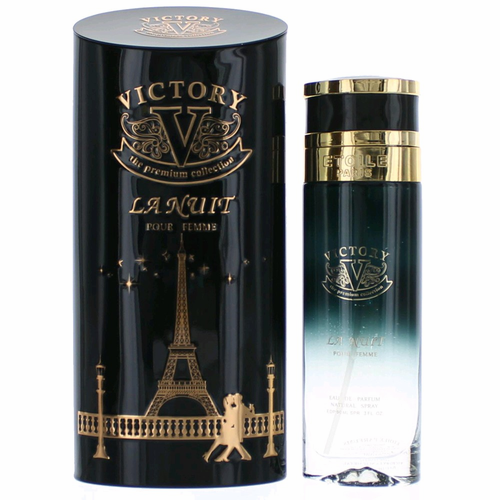 Victory La Nuit by Etoile Parfums, 3 oz Eau De Parfum Spray for Women