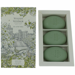 Woods Of Windsor Lily Of the Valley by Woods of Windsor, 3 X 2.1 oz Luxury Soap for Wome