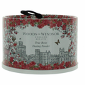 Woods of Windsor True Rose by Woods of Windsor, 3.5 oz Dusting Powder with Puff for Women