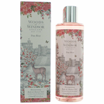 Woods of Windsor True Rose by Woods of Windsor, 8.4 oz Moisturising Bath and Showe Gel  for Women